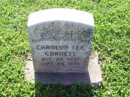 CORNETT, CAROLYN LEE - Ross County, Ohio | CAROLYN LEE CORNETT - Ohio Gravestone Photos