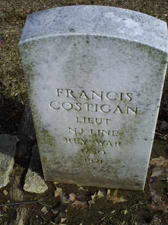 COSTIGAN, FRANCIS - Ross County, Ohio | FRANCIS COSTIGAN - Ohio Gravestone Photos