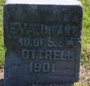 COTTRELL, EVA - Ross County, Ohio | EVA COTTRELL - Ohio Gravestone Photos