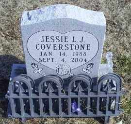 COVERSTONE, JESSIE L. J. - Ross County, Ohio | JESSIE L. J. COVERSTONE - Ohio Gravestone Photos
