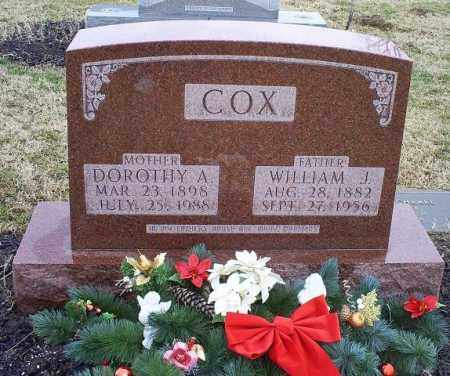 COX, DOROTHY A. - Ross County, Ohio | DOROTHY A. COX - Ohio Gravestone Photos