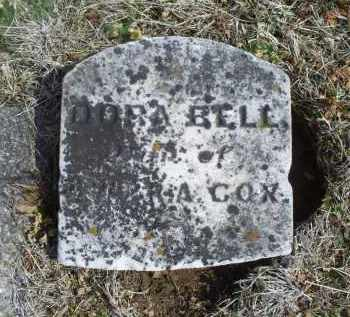 BELL COX, DORA - Ross County, Ohio | DORA BELL COX - Ohio Gravestone Photos