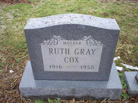 COX, RUTH - Ross County, Ohio | RUTH COX - Ohio Gravestone Photos