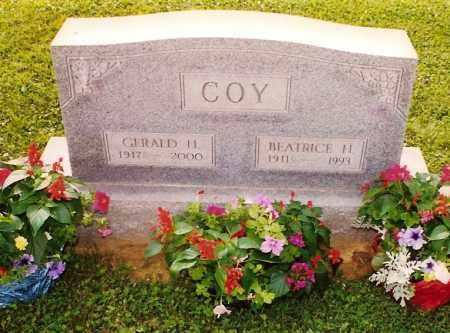 COY, BEATRICE H. - Ross County, Ohio | BEATRICE H. COY - Ohio Gravestone Photos