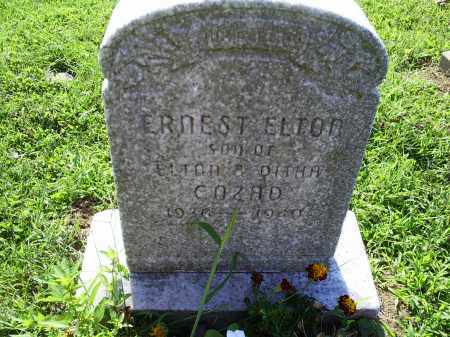 COZAD, ERNEST ELTON - Ross County, Ohio | ERNEST ELTON COZAD - Ohio Gravestone Photos