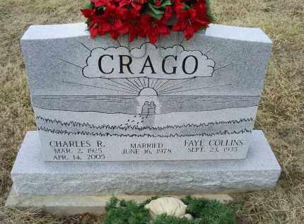 CRAGO, CHARLES R. - Ross County, Ohio | CHARLES R. CRAGO - Ohio Gravestone Photos