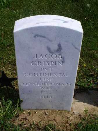 CRISPIN, JACOB - Ross County, Ohio | JACOB CRISPIN - Ohio Gravestone Photos