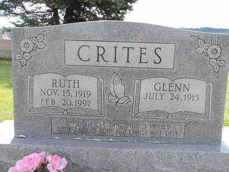 CRITES, RUTH - Ross County, Ohio | RUTH CRITES - Ohio Gravestone Photos