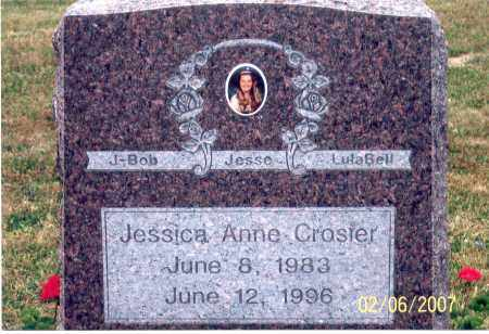 CROSIER, JESSICA ANNE - Ross County, Ohio | JESSICA ANNE CROSIER - Ohio Gravestone Photos