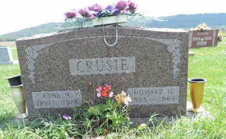 CRUSIE, EDNA M - Ross County, Ohio | EDNA M CRUSIE - Ohio Gravestone Photos