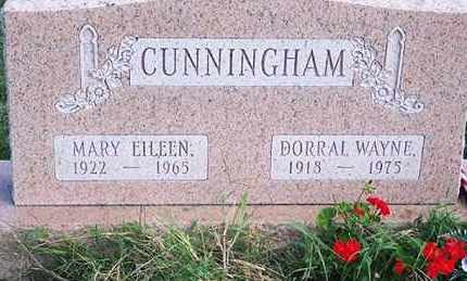 CUNNINGHAM, DORRAL WAYNE - Ross County, Ohio | DORRAL WAYNE CUNNINGHAM - Ohio Gravestone Photos