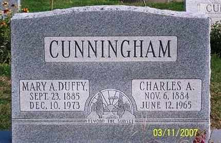 CUNNINGHAM, MARY A. - Ross County, Ohio | MARY A. CUNNINGHAM - Ohio Gravestone Photos