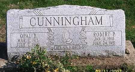 CUNNINGHAM, ROBERT P. - Ross County, Ohio | ROBERT P. CUNNINGHAM - Ohio Gravestone Photos