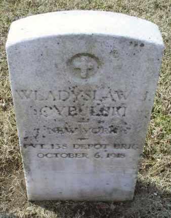 CYBULSKI, WLADYSLAW J. - Ross County, Ohio   WLADYSLAW J. CYBULSKI - Ohio Gravestone Photos