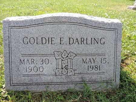 DARLING, GOLDIE - Ross County, Ohio | GOLDIE DARLING - Ohio Gravestone Photos
