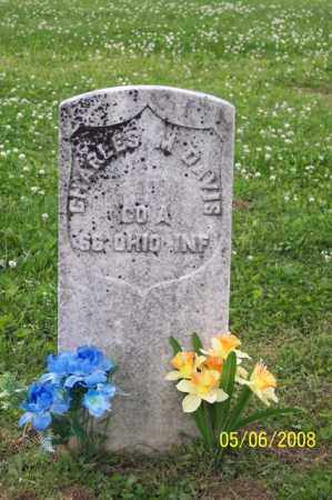 DAVIS, CHARLES M. - Ross County, Ohio | CHARLES M. DAVIS - Ohio Gravestone Photos
