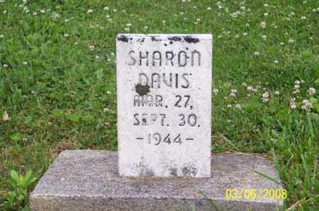 DAVIS, SHARON - Ross County, Ohio | SHARON DAVIS - Ohio Gravestone Photos