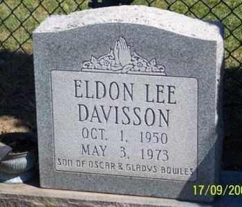 DAVISSON, ELDON LEE - Ross County, Ohio | ELDON LEE DAVISSON - Ohio Gravestone Photos
