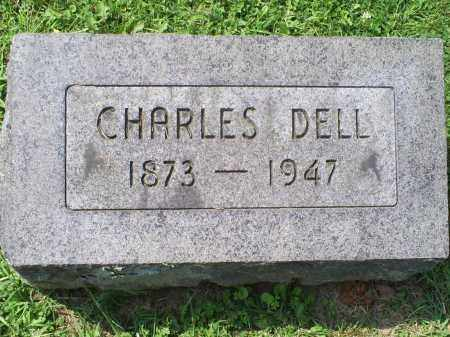 DELL, CHARLES - Ross County, Ohio | CHARLES DELL - Ohio Gravestone Photos