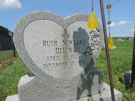 DELONG, RUTH - Ross County, Ohio | RUTH DELONG - Ohio Gravestone Photos