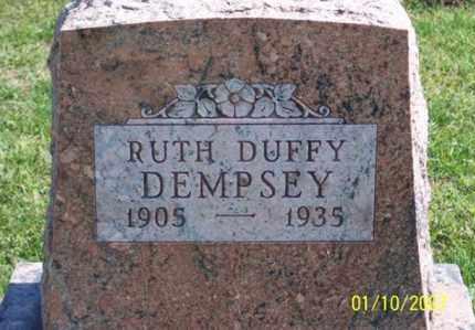 DUFFY DEMPSEY, RUTH - Ross County, Ohio | RUTH DUFFY DEMPSEY - Ohio Gravestone Photos