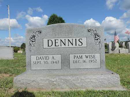 DENNIS, PAM WISE - Ross County, Ohio | PAM WISE DENNIS - Ohio Gravestone Photos