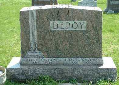 DEPOY, CHARLES NEWTON - Ross County, Ohio | CHARLES NEWTON DEPOY - Ohio Gravestone Photos