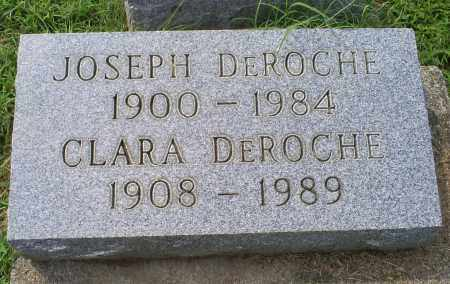 DEROCHE, JOSEPH - Ross County, Ohio | JOSEPH DEROCHE - Ohio Gravestone Photos