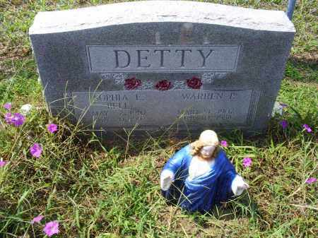 DETTY, WARREN P. - Ross County, Ohio | WARREN P. DETTY - Ohio Gravestone Photos