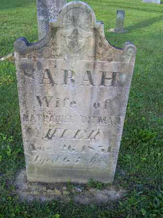 DITMAN, SARAH - Ross County, Ohio | SARAH DITMAN - Ohio Gravestone Photos