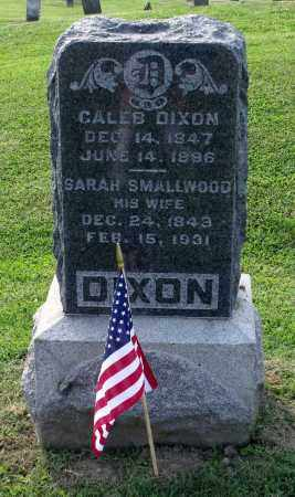 SMALLWOOD DIXON, SARAH - Ross County, Ohio | SARAH SMALLWOOD DIXON - Ohio Gravestone Photos
