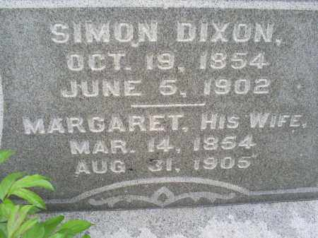 DIXON, SIMON - Ross County, Ohio | SIMON DIXON - Ohio Gravestone Photos