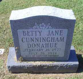 DONAHUE, BETTY JANE - Ross County, Ohio | BETTY JANE DONAHUE - Ohio Gravestone Photos