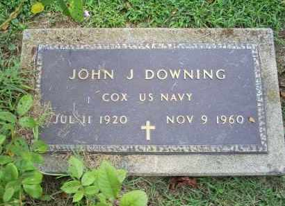 DOWNING, JOHN J. - Ross County, Ohio | JOHN J. DOWNING - Ohio Gravestone Photos