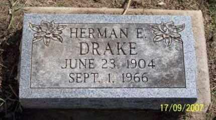 DRAKE, HERMAN E. - Ross County, Ohio | HERMAN E. DRAKE - Ohio Gravestone Photos