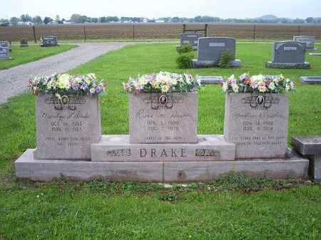 DRAKE, MARTIN - Ross County, Ohio | MARTIN DRAKE - Ohio Gravestone Photos