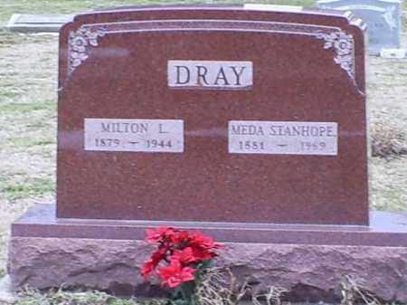 DRAY, MEDA - Ross County, Ohio | MEDA DRAY - Ohio Gravestone Photos