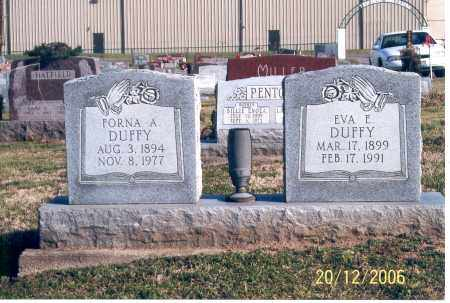 DUFFY, EVA E. - Ross County, Ohio | EVA E. DUFFY - Ohio Gravestone Photos