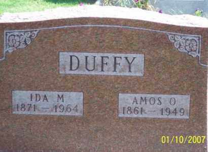 DUFFY, IDA M - Ross County, Ohio | IDA M DUFFY - Ohio Gravestone Photos