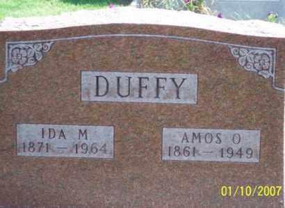 DUFFY, IDA M - Ross County, Ohio | IDA M DUFFY - Ohio Gravestone Photos