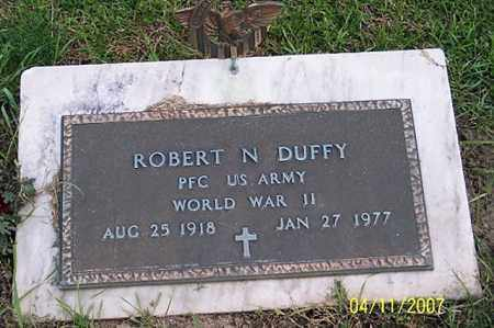 DUFFY, ROBERT N. - Ross County, Ohio | ROBERT N. DUFFY - Ohio Gravestone Photos