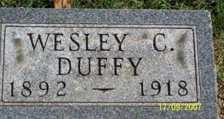 DUFFY, WESLEY C. - Ross County, Ohio | WESLEY C. DUFFY - Ohio Gravestone Photos