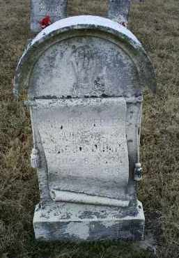 KNEDLER DUMP, SARAH - Ross County, Ohio | SARAH KNEDLER DUMP - Ohio Gravestone Photos