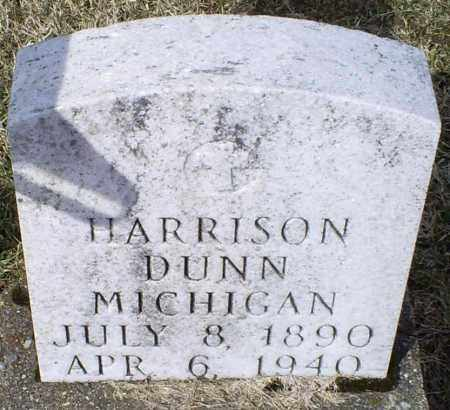 DUNN, HARRISON - Ross County, Ohio | HARRISON DUNN - Ohio Gravestone Photos