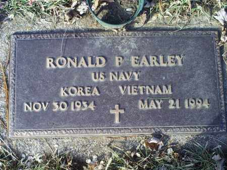 EARLEY, RONALD P. - Ross County, Ohio | RONALD P. EARLEY - Ohio Gravestone Photos