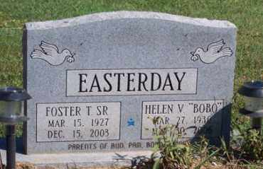 BOBO EASTERDAY, HELEN V. - Ross County, Ohio | HELEN V. BOBO EASTERDAY - Ohio Gravestone Photos