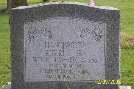 ELLINGSWORTH, ROBERT E. SR. - Ross County, Ohio | ROBERT E. SR. ELLINGSWORTH - Ohio Gravestone Photos