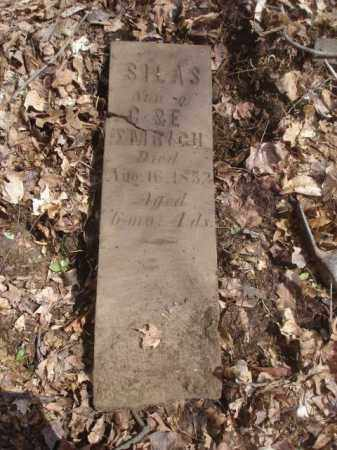 EMRICH, SILAS - Ross County, Ohio | SILAS EMRICH - Ohio Gravestone Photos