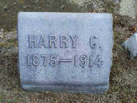 EVANS, HARRY C. - Ross County, Ohio | HARRY C. EVANS - Ohio Gravestone Photos
