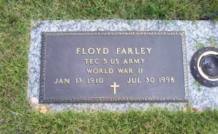 FARLEY, FLOYD - Ross County, Ohio | FLOYD FARLEY - Ohio Gravestone Photos